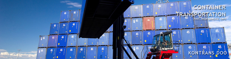 kontejnerski transport